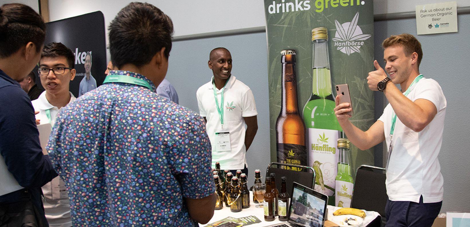 Photo for: Cannabis Drinks Expo Recap