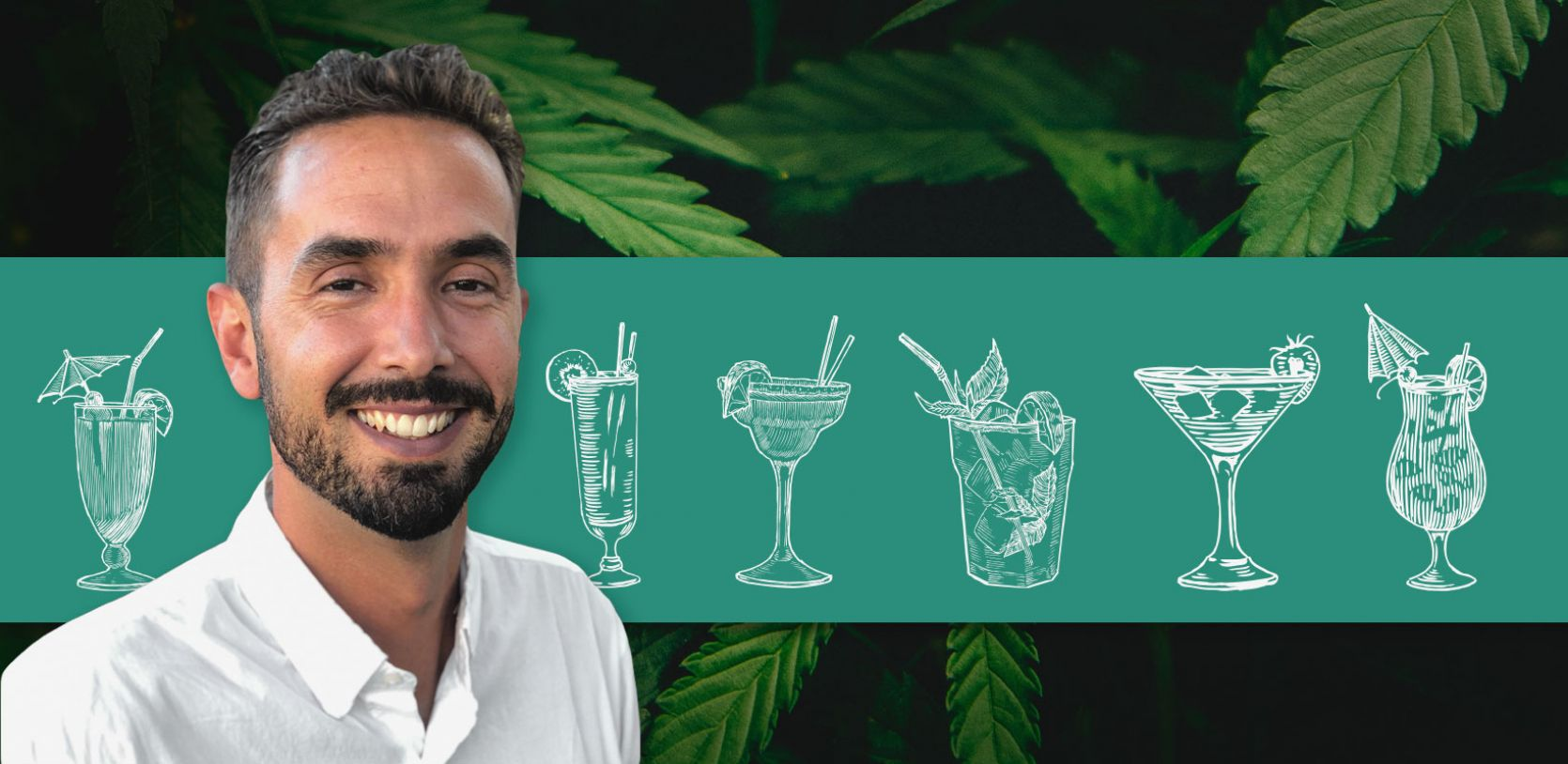 Photo for: Why This Legendary Brewmaster Took His Talent to Cannabis Beverages