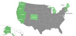 Photo for: In 2019, 4 More US States Might Legalize Recreational Marijuana