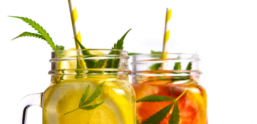 Photo for: Cannabis Drinks to Watch Out For In 2020
