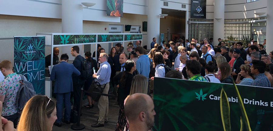 Photo for: Cannabis Drinks Expo 2019, A Huge Success!