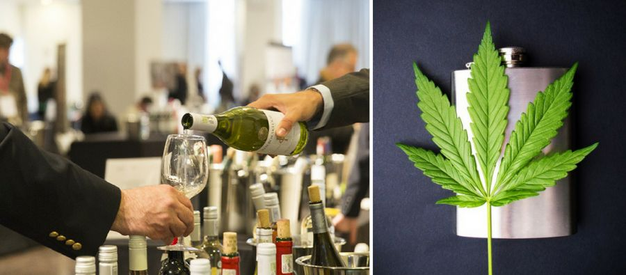 Photo for: Why to Attend the Cannabis Drinks Expo?