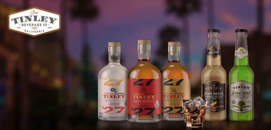 Photo for: Tinley Beverage Company Opens New Facility For Cannabis-Infused Beverages