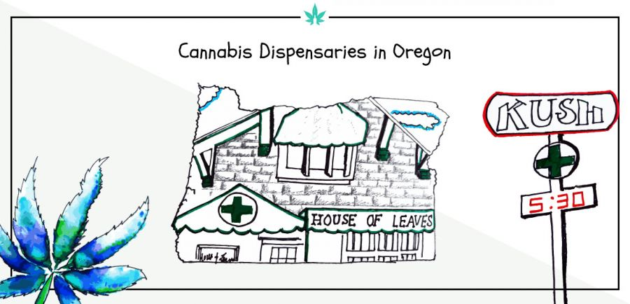 Photo for: 20 Leading Cannabis Dispensaries in Oregon