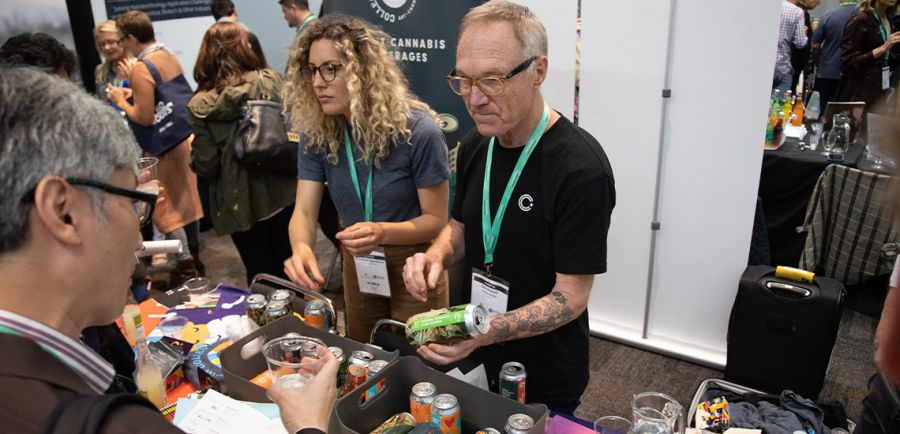 Photo for: Looking ahead to the Action at the 2021 Cannabis Drinks Expo in San Francisco
