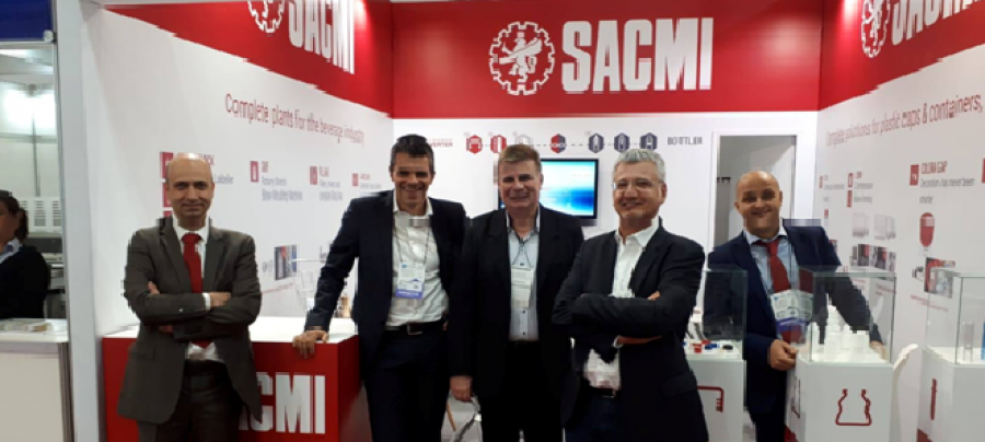 Photo for: SACMI Group: Italy`s Packaging and Bottling Solution Provider