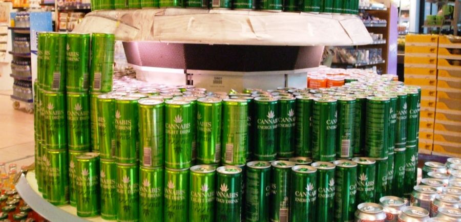 Photo for: Cheers! Why the Future of Cannabis is in Beverages