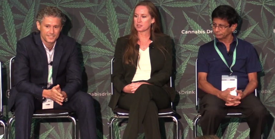 Photo for: Scientific Panel : Cannabis - Dr. Arup Sen, Dr. Jennifer Stamps & Alexey Peshkovsky