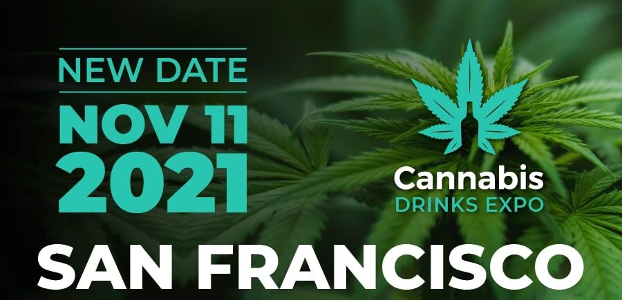 Photo for: Cannabis Drinks Expo San Francisco Postponed To November 11, 2021