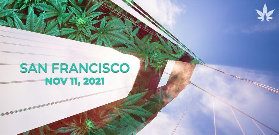 Photo for: Cannabis Drinks Expo San Francisco Postponed To November 11, 2021
