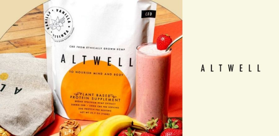 Photo for: ALTWELL: Plant based Protein Supplement