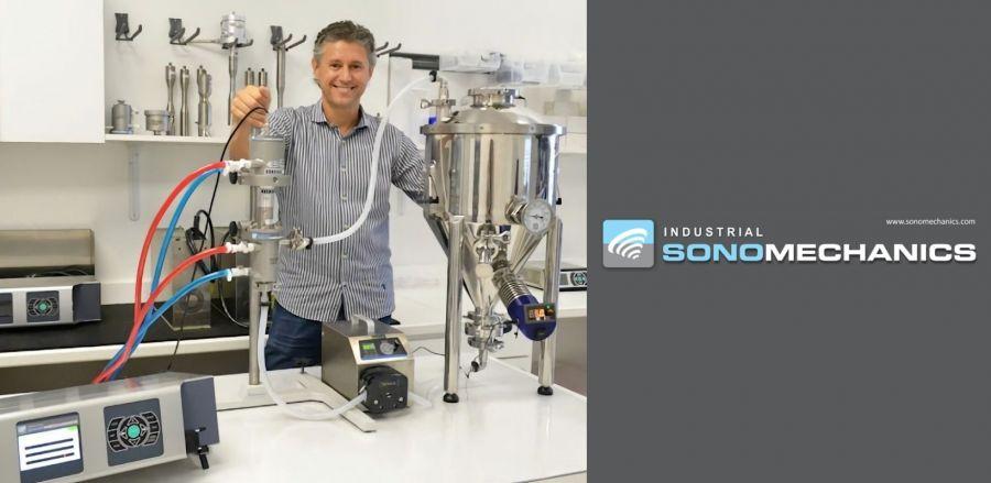 Photo for: Industrial Sonomechanics