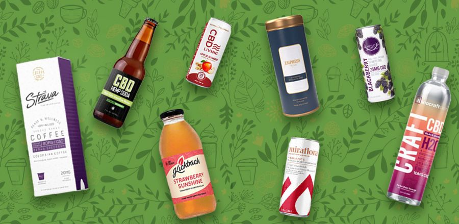 Photo for: CBD Infused Drinks - 10 Brands Making CBD Infused Drinks to Quench Your Thirst