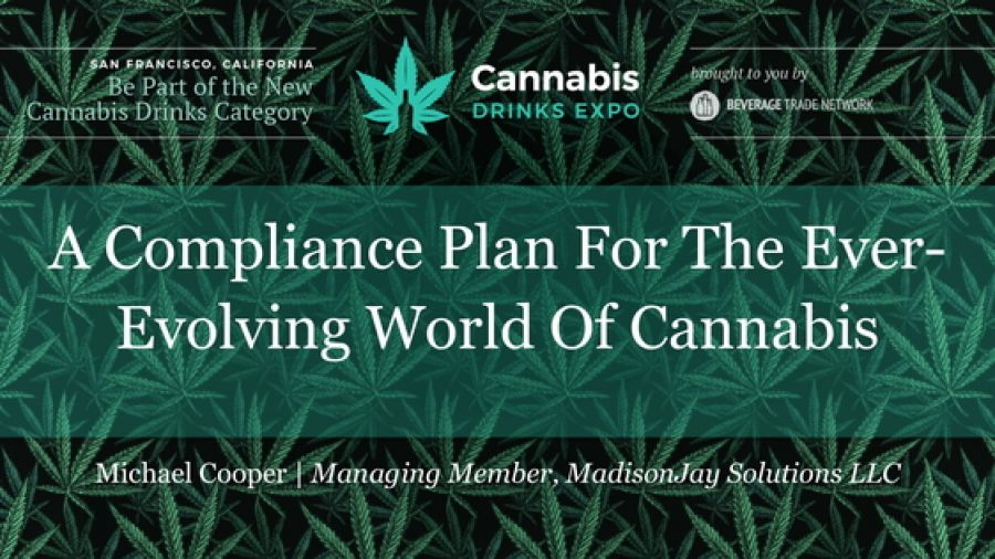 Photo for: A Compliance Plan for the Ever-Evolving World Of Cannabis