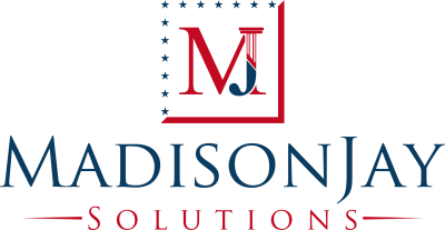 Logo for:  MadisonJay Solutions LLC