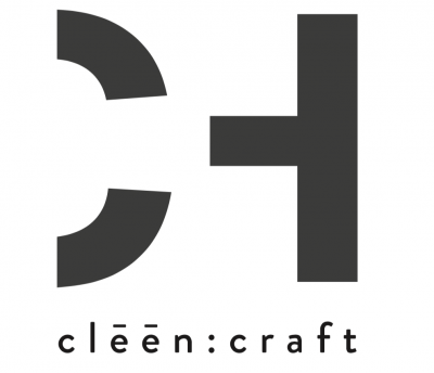 Logo for:  clēēn:craft