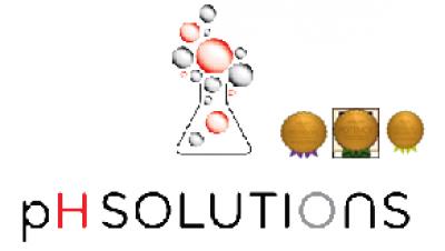 Logo for:  pH solutions