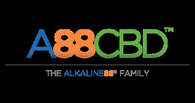 Logo for:  A88CBD-Alkaline88