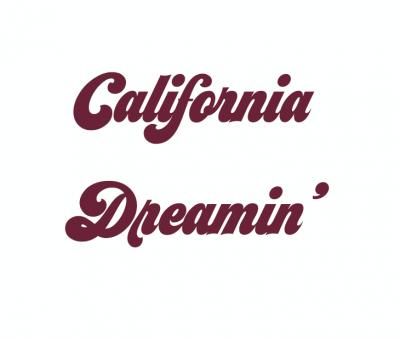 Logo for:  California Dreamin