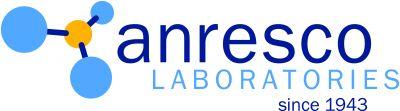 Logo for:  Anresco Laboratories