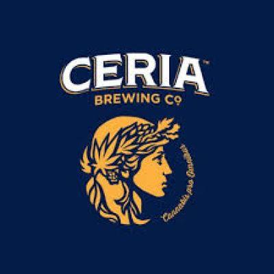 Logo for:  CERIA Brewing Company